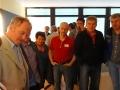 Aufmerksame Zuhörer auf den Hausmessen in Frechen und Cottbus