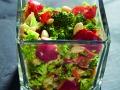 Krups Prep & Cook - Broccolisalat mit Apfel und Paprika, S.40