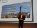 Christian Sokcevic, Geschäftsführer Panasonic Deutschland, unterstreicht die Partnerschaft und Verlässlichkeit seines Unternehmens gegenüber dem Handel.