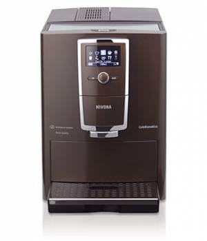 Nivona 840 Marrone, die dunkle Seite der Verführung, ein Kaffeevollautomat der Sonderklasse
