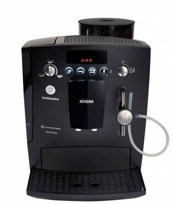 Der neue NICR635 CafeRomatica Kaffeevollautomat von Nivona für perfekte Kaffeespezialitäten