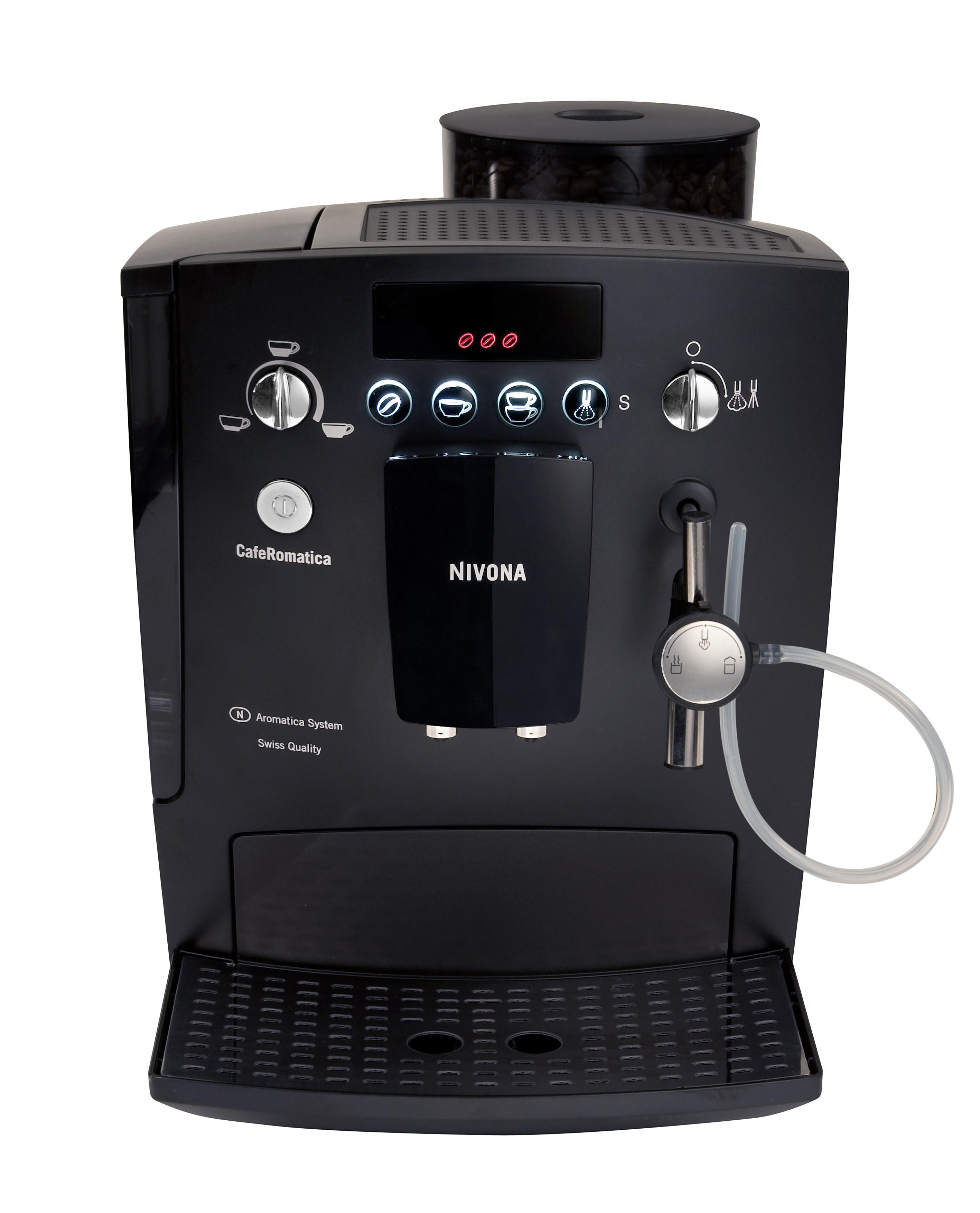 nivona nicr635 caferomatica kaffeevollautomat die dunkle. Black Bedroom Furniture Sets. Home Design Ideas