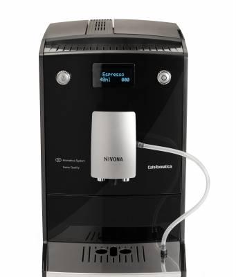 Nivona NICR757 CafeRomatica Kaffeevollautomat - Macht rundherum glücklich