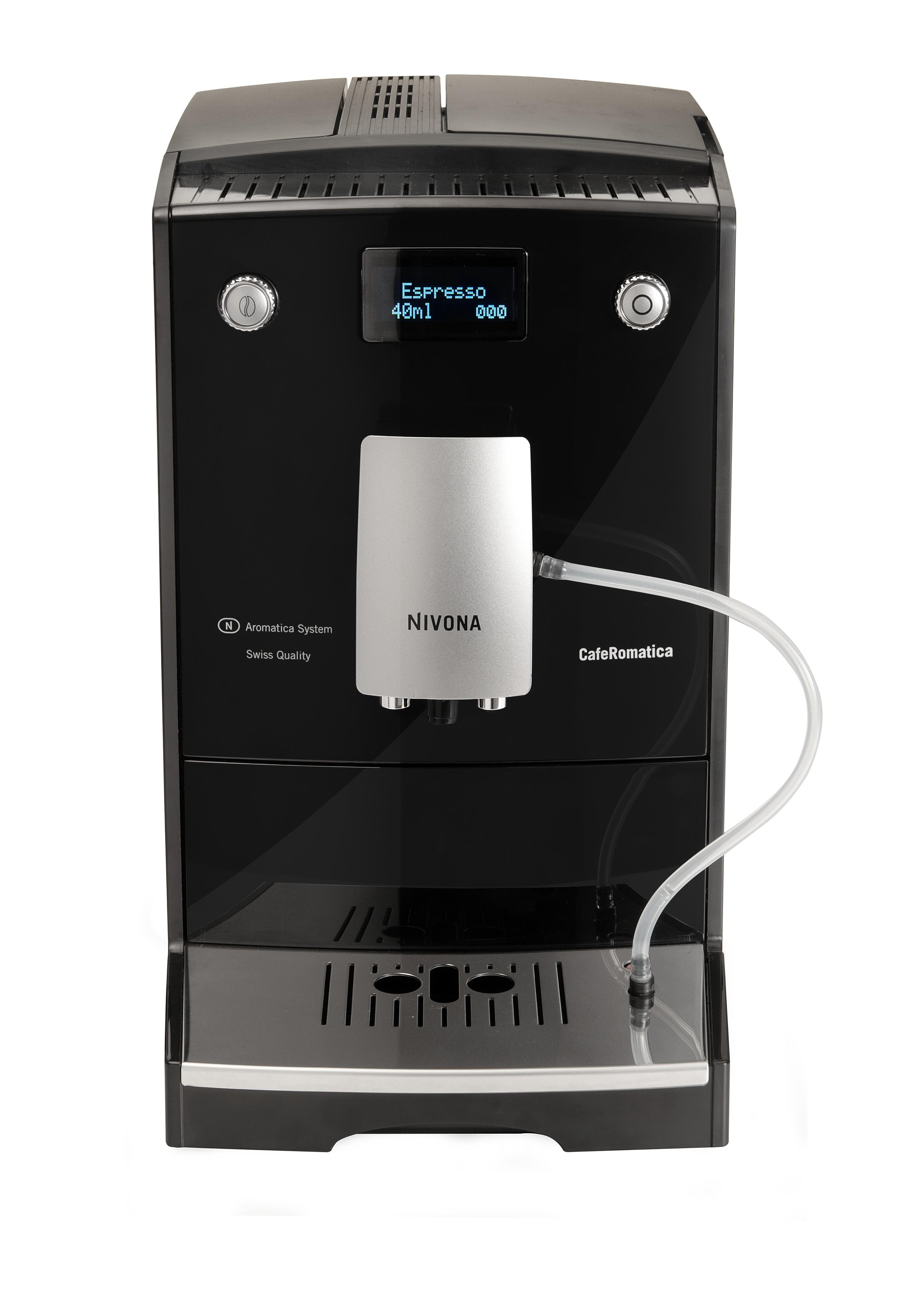 nivona nicr757 caferomatica kaffeevollautomat macht. Black Bedroom Furniture Sets. Home Design Ideas