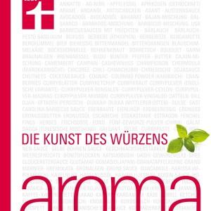 """""""Aroma - die Kunst des Würzens"""", Stiftung Warentest, 39,90 Euro"""