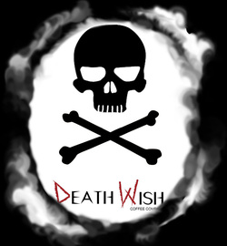 "Macht müde Morgenmuffel munter: Kaffeemarke ""Death Wish"" (Bild: Death Wish Coffee Company)"