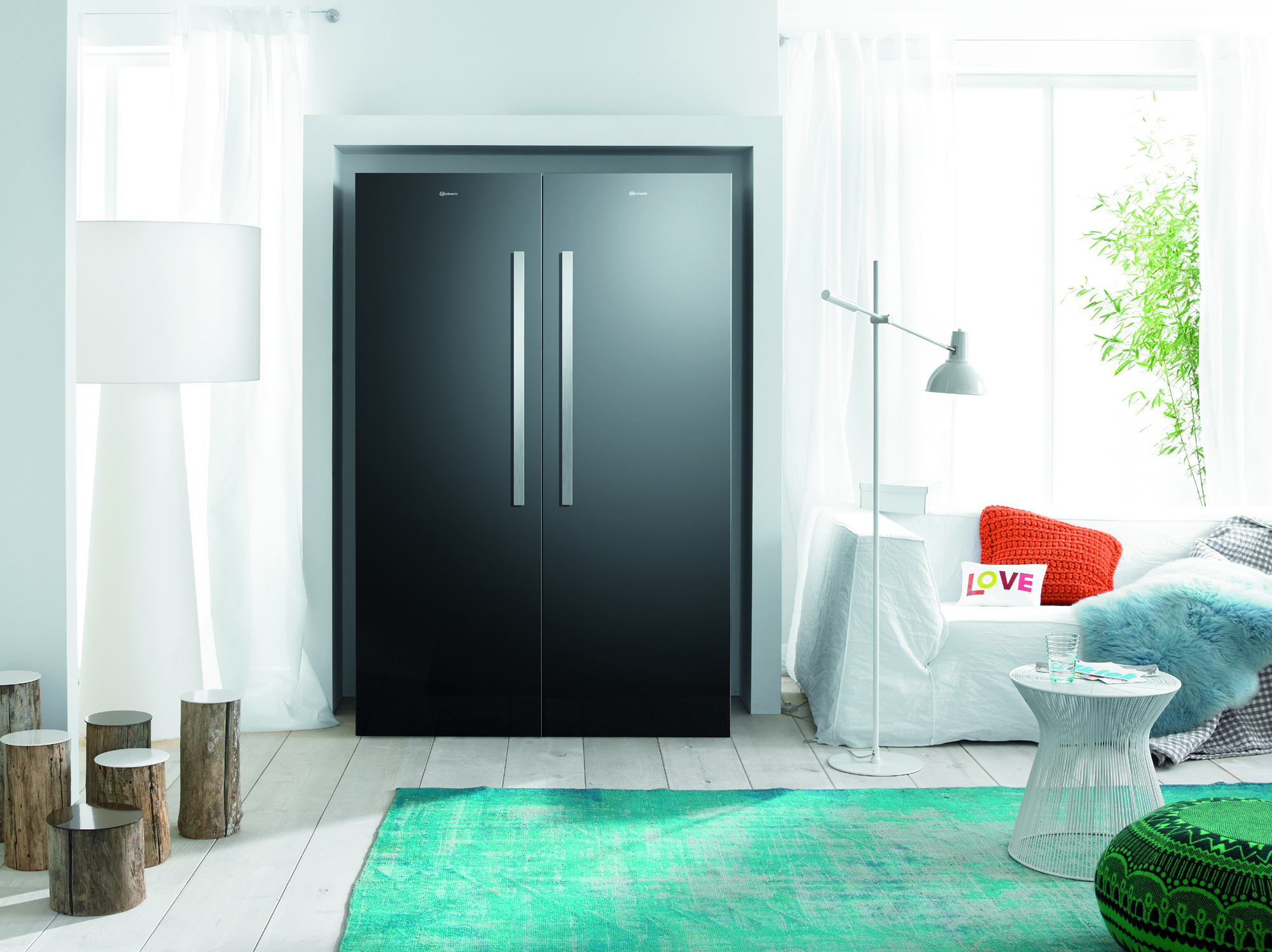 bauknecht pr sentiert k hlger tekombination kgk 360. Black Bedroom Furniture Sets. Home Design Ideas