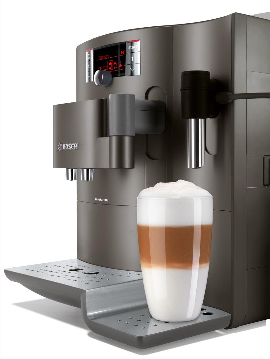 bosch kaffeevollautomat verobar 300 pr sentiert sich in perlgrau f r den alltag aber nicht. Black Bedroom Furniture Sets. Home Design Ideas