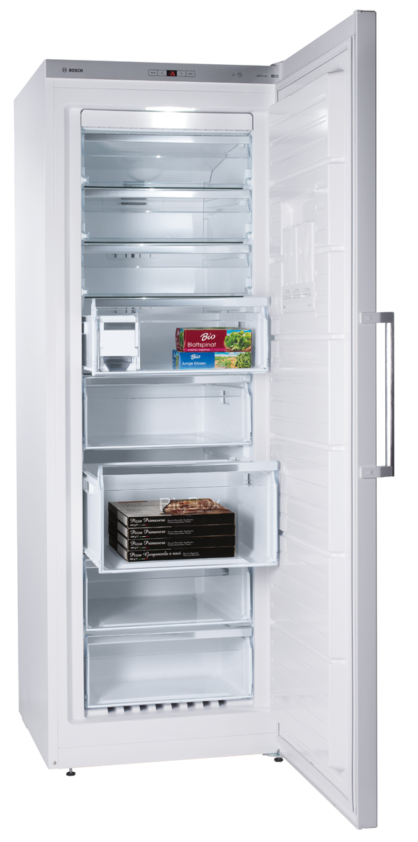 bosch maxi freezer gefrierschrank 3 ger te in unterschiedlicher h he. Black Bedroom Furniture Sets. Home Design Ideas