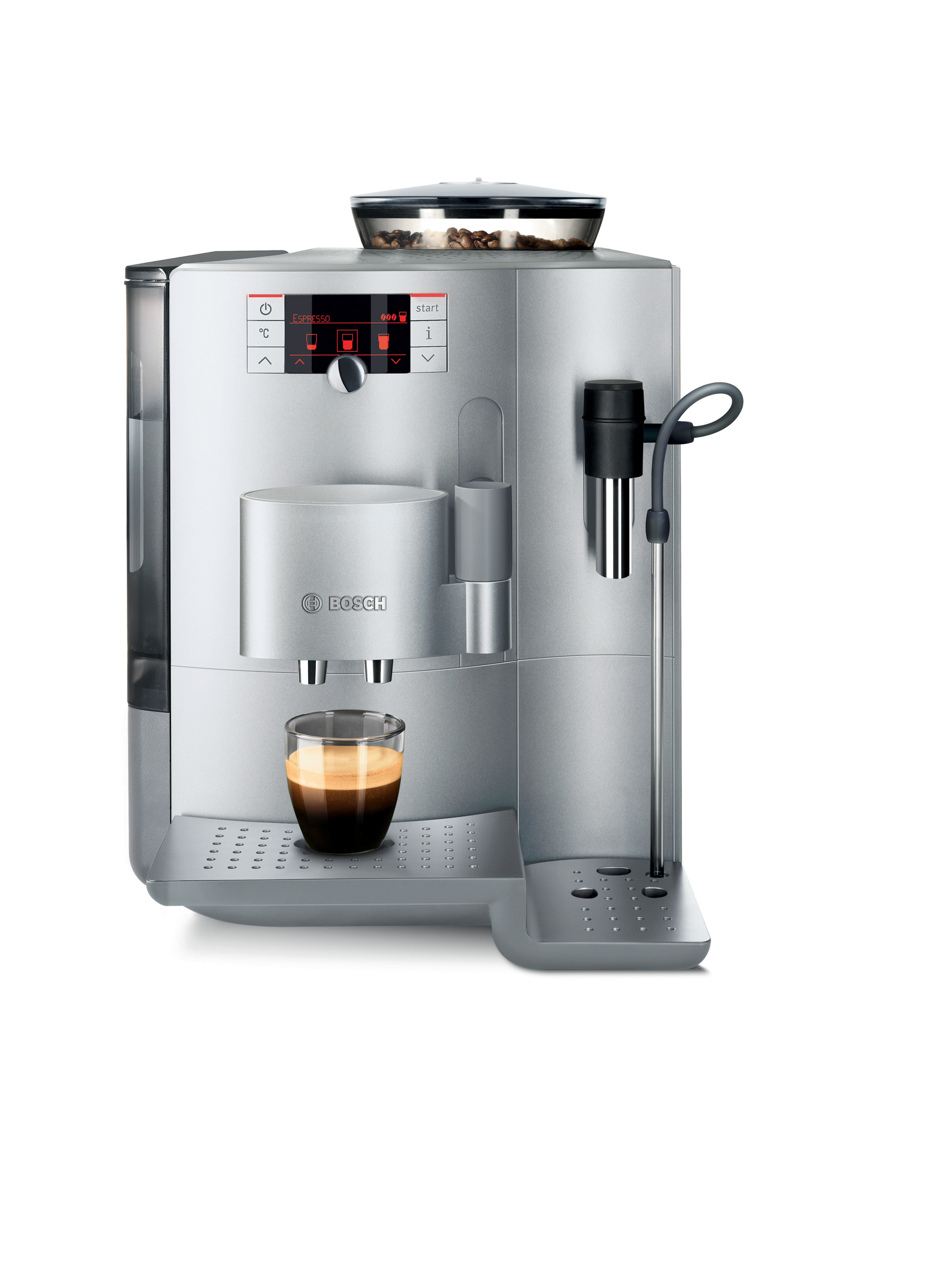 bosch kaffeevollautomat verobar 100 mit der note gut 1 8 zum sieg im kaffeevollautomaten test. Black Bedroom Furniture Sets. Home Design Ideas