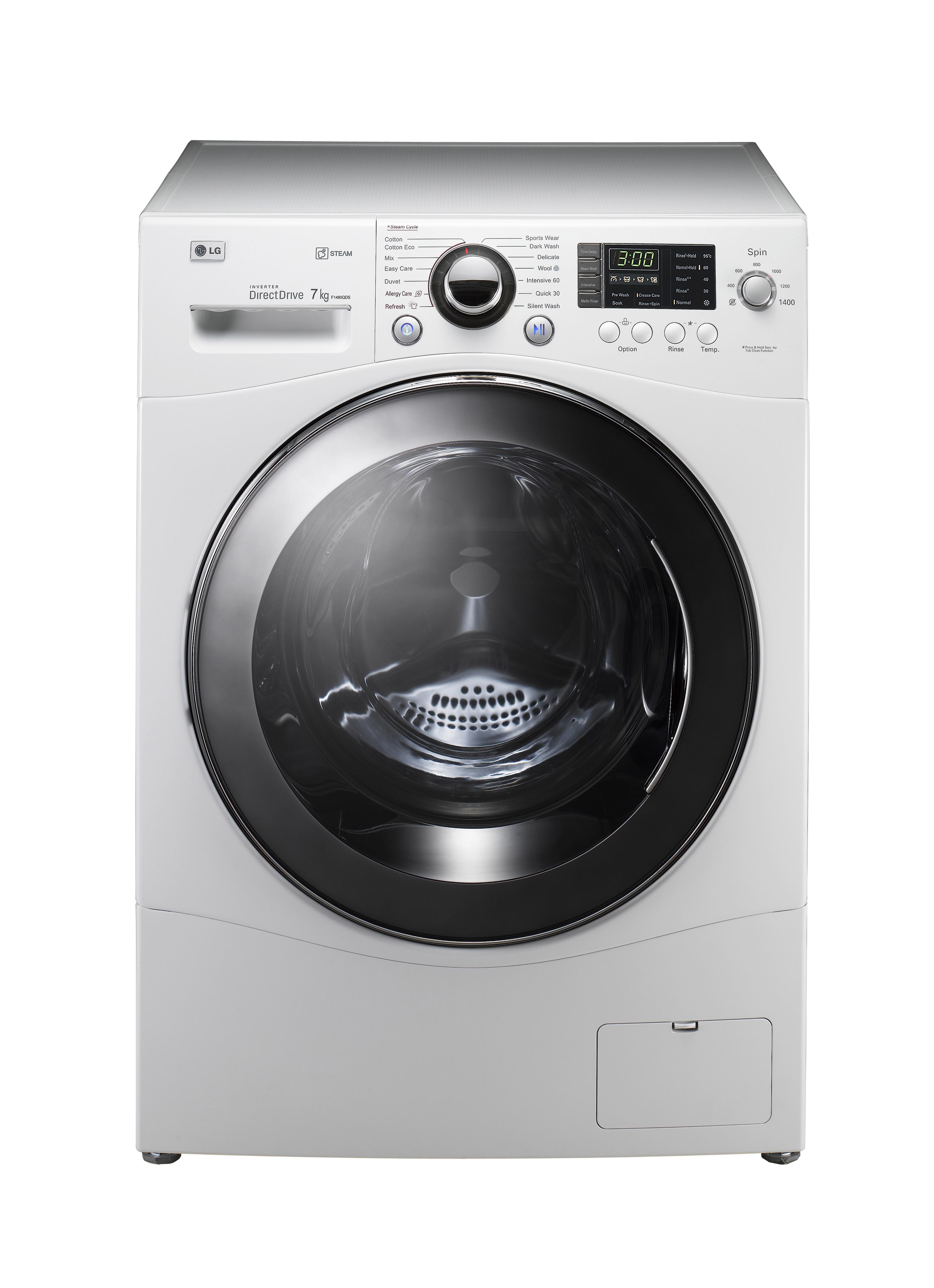 lg waschmaschinen mit direct drive motor auf der ifa 2010. Black Bedroom Furniture Sets. Home Design Ideas