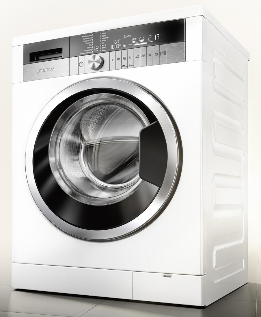 grundig edition 70 waschmaschine frontlader 1400 upm 7. Black Bedroom Furniture Sets. Home Design Ideas