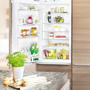Im richtig befüllten Kühlschrank bleiben Lebensmittel bis zu dreimal länger frisch. (Foto: Liebherr)