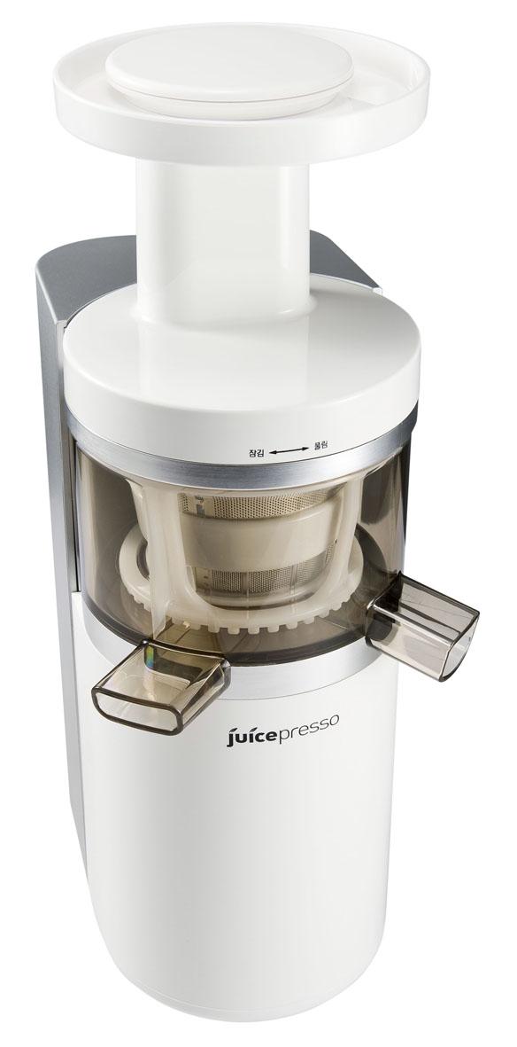 jupiter juicepresso entsafter für frische, gesunde säfte ~ Entsafter Leise