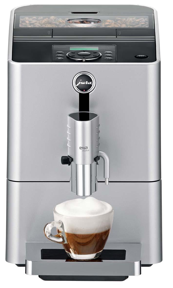Jura kaffeevollautomat klein