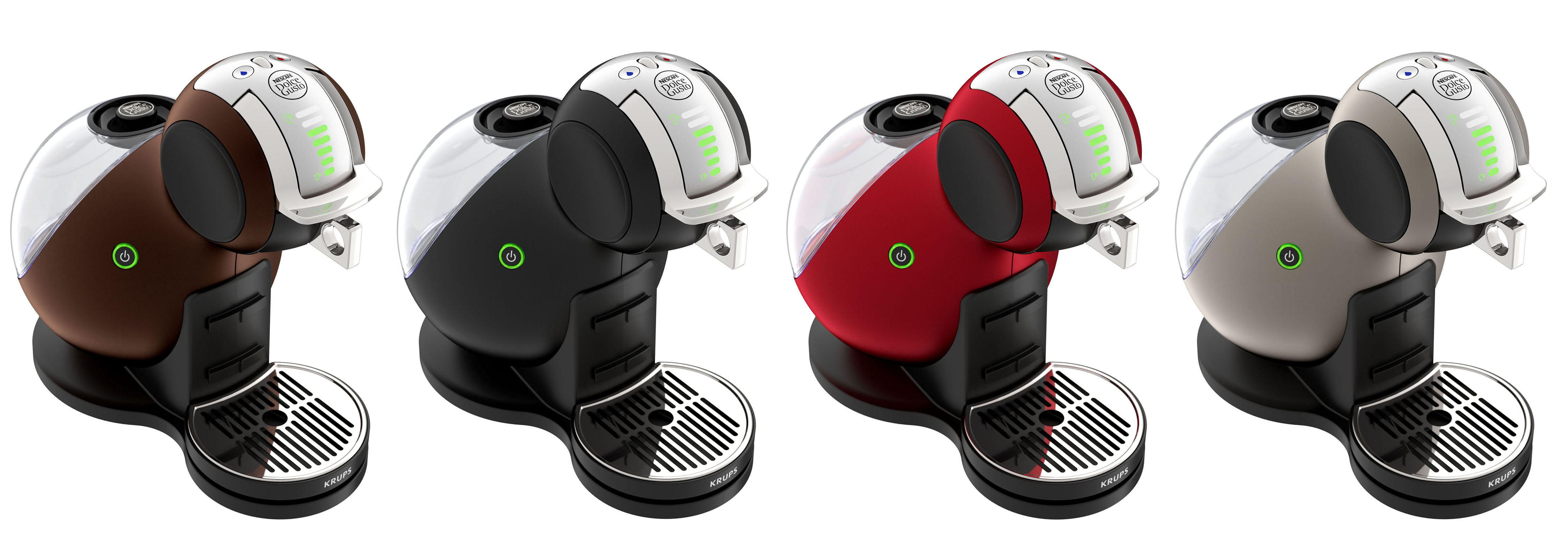 krups nescaf dolce gusto melody 3 automatik mit flow stop. Black Bedroom Furniture Sets. Home Design Ideas