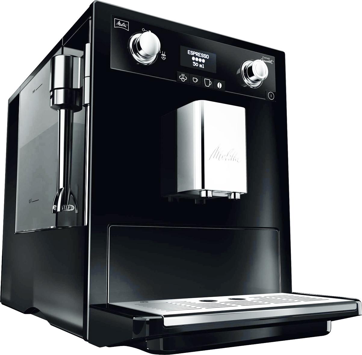 melitta caffeo gourmet kaffeevollautomat kaffeegenuss von extra mild bis besonders aromatisch. Black Bedroom Furniture Sets. Home Design Ideas