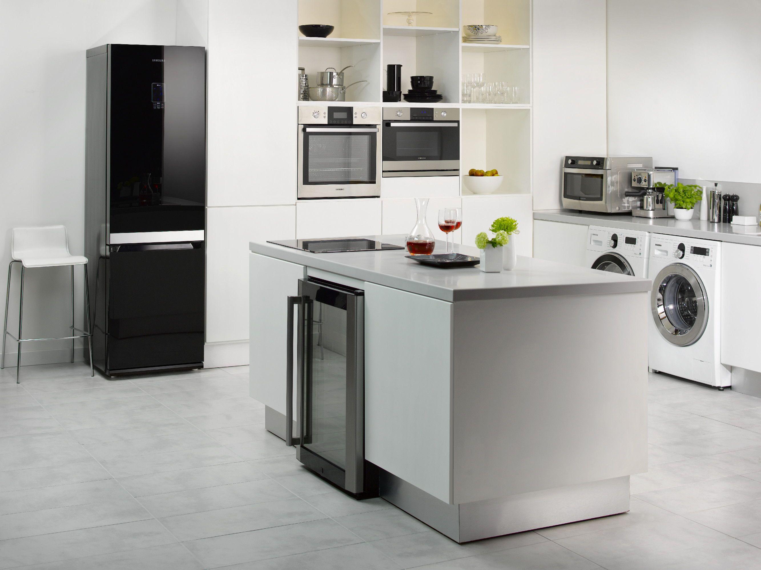 elegant, wohnlich, angesagt: die samsung designtrends für moderne, Hause ideen