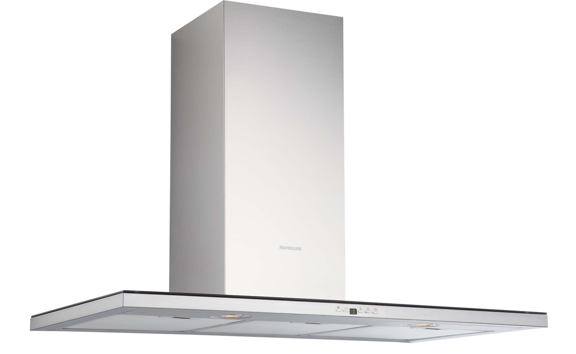 die silverline dunstabzugshauben slim deluxe erh lt den begehrten if product design award 2011. Black Bedroom Furniture Sets. Home Design Ideas