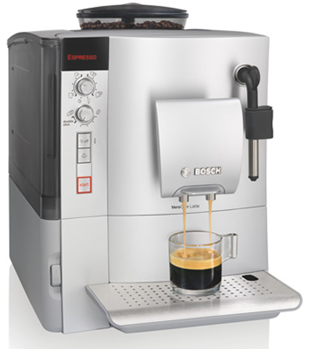kaffeevollautomat bosch verocafe latte und lattepro. Black Bedroom Furniture Sets. Home Design Ideas