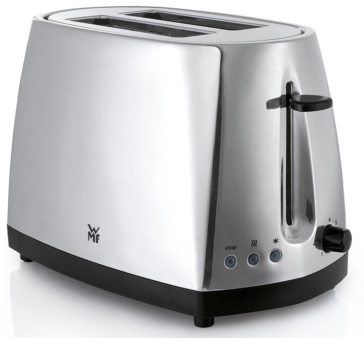 wmf skyline toaster reduziertes design mit hoher. Black Bedroom Furniture Sets. Home Design Ideas