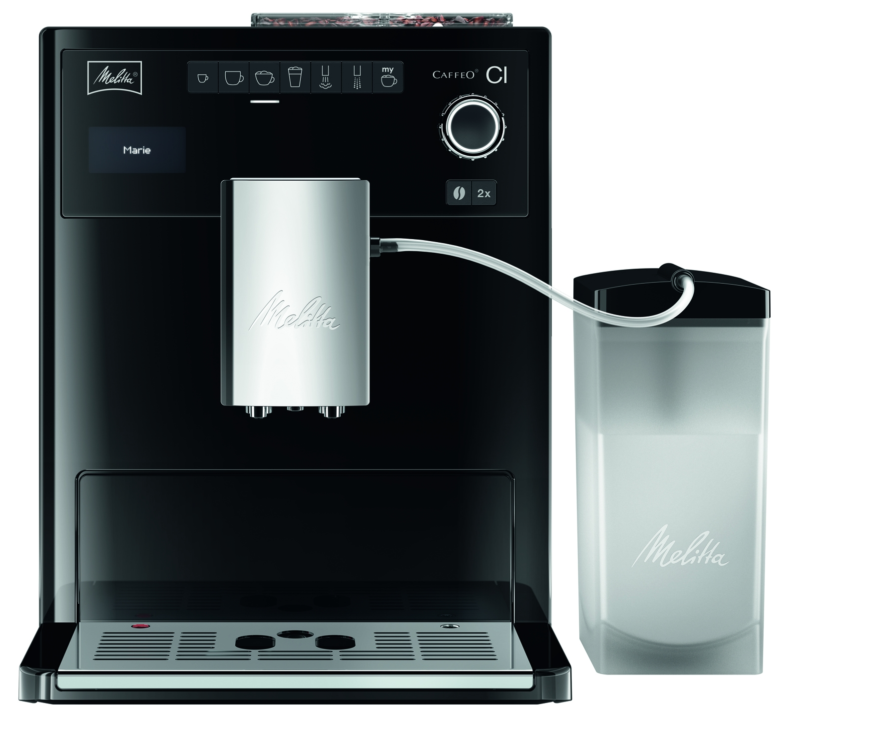 Melitta caffeo ci intensive cleaning