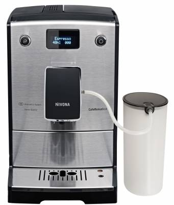 Nivona Kaffeevollautomat CafeRomatica NICR 777 – Edelstahlmodell in begrenzter Auflage