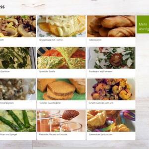 Screenshot der Windows Wedel-App, gesehen auf pcshow.de