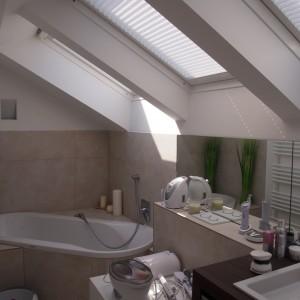 """Der Beurer Showroom """"Haus am See"""" zeigt es: So schick kann ein Bad eingerichtet werden - mit  Produkten von elle by Beurer. (Bild: Di)"""