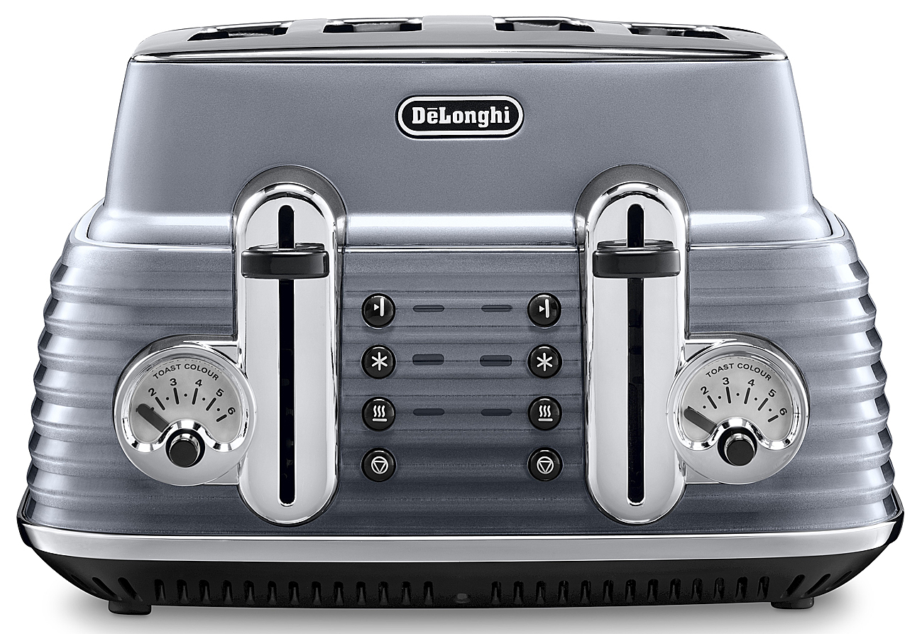 de longhi toaster scultura ctz 4003 fr hst cksserie mit toaster esspressomaschine wasserkocher. Black Bedroom Furniture Sets. Home Design Ideas