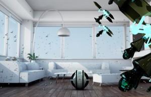 Electrolux Gewinnerkonzept Fliegende Mini-Roboter