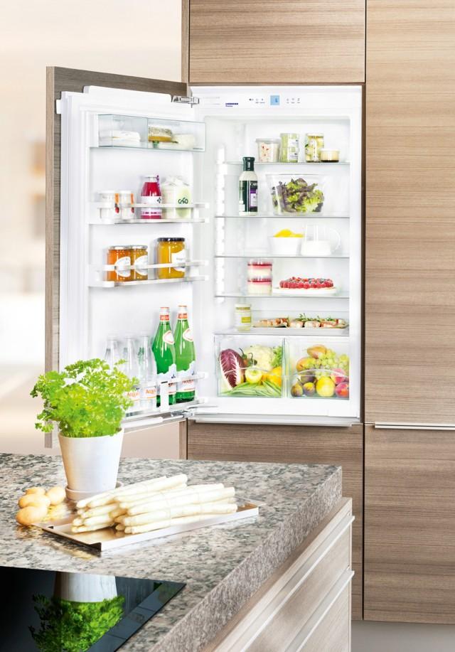 Beste Kühlleistung hält gesunde Lebensmittel frisch