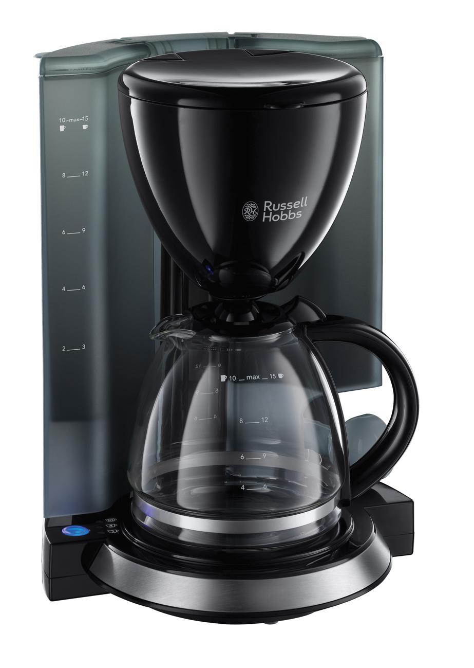 russell hobbs kaffeemaschine easy 3 br hoptionen f r 2. Black Bedroom Furniture Sets. Home Design Ideas