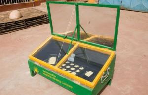 Solaröfen für Senegal