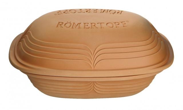 Römertopf Bräter Modern Look (Bild: Römertopf)