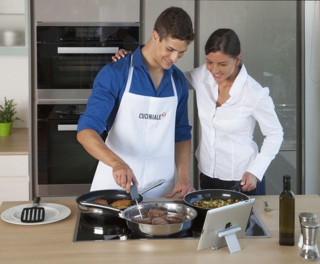 Cucinale: Mit App und Sensor zum Profi-Koch