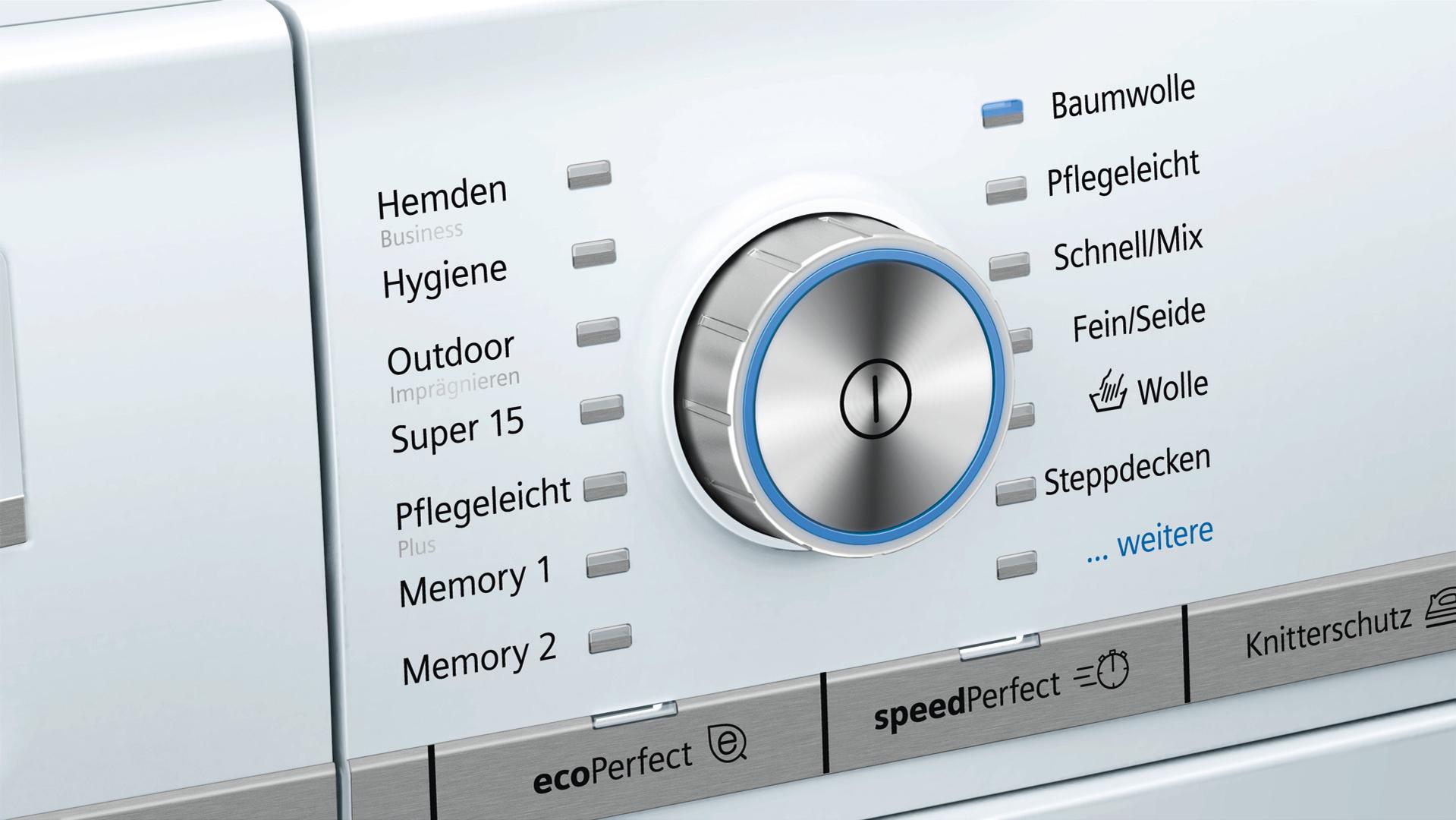 waschmaschinen wie sparsam und sinnvoll sind kurzprogramme. Black Bedroom Furniture Sets. Home Design Ideas
