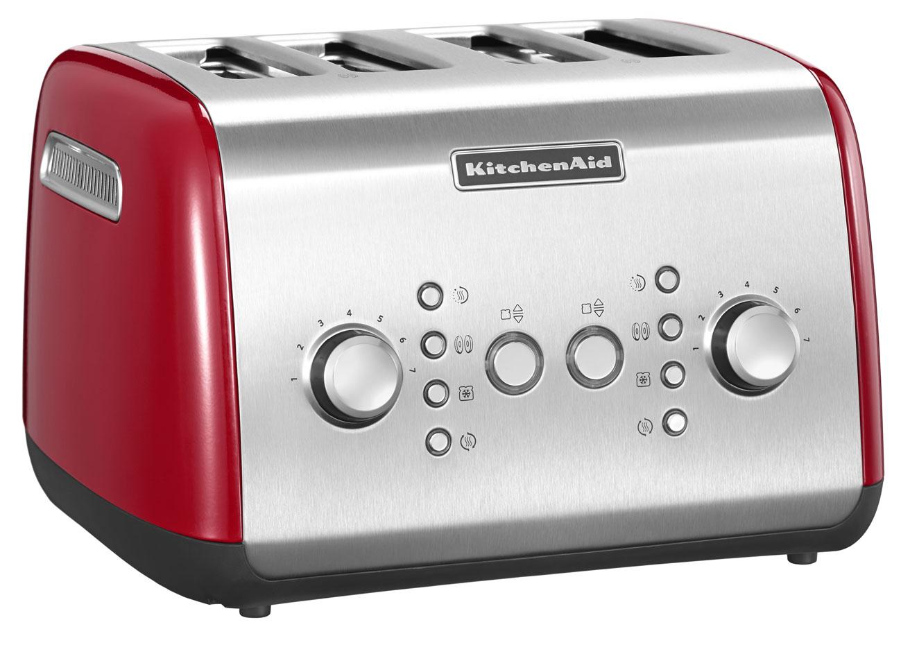 kitchenaid toaster 2 ger te f r 2 oder 4 scheiben. Black Bedroom Furniture Sets. Home Design Ideas