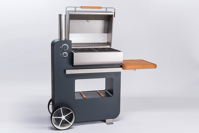 Holzpelletgrill Bob Grillson