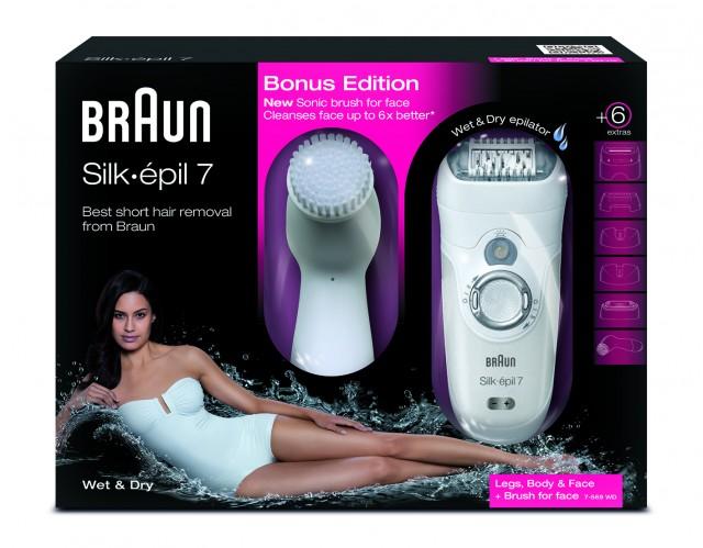 Braun Silk-epil 7 Bonus-Edition