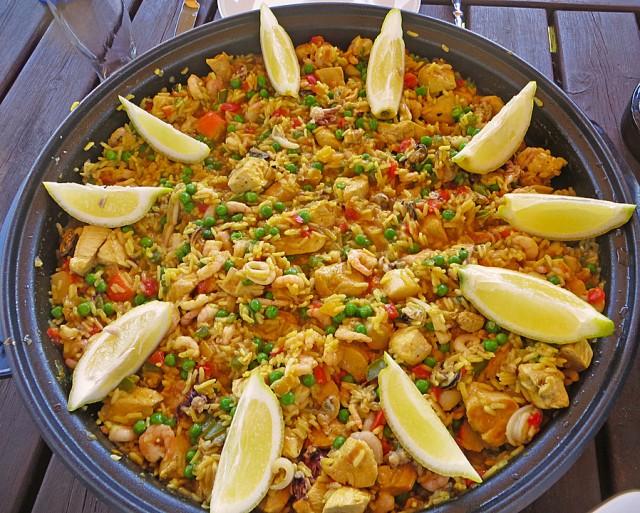 Paella (Bild: Michelle0509 auf chefkoch.de)