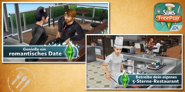 Die Sims Lets Eat (Bild: gamersplatform.de)
