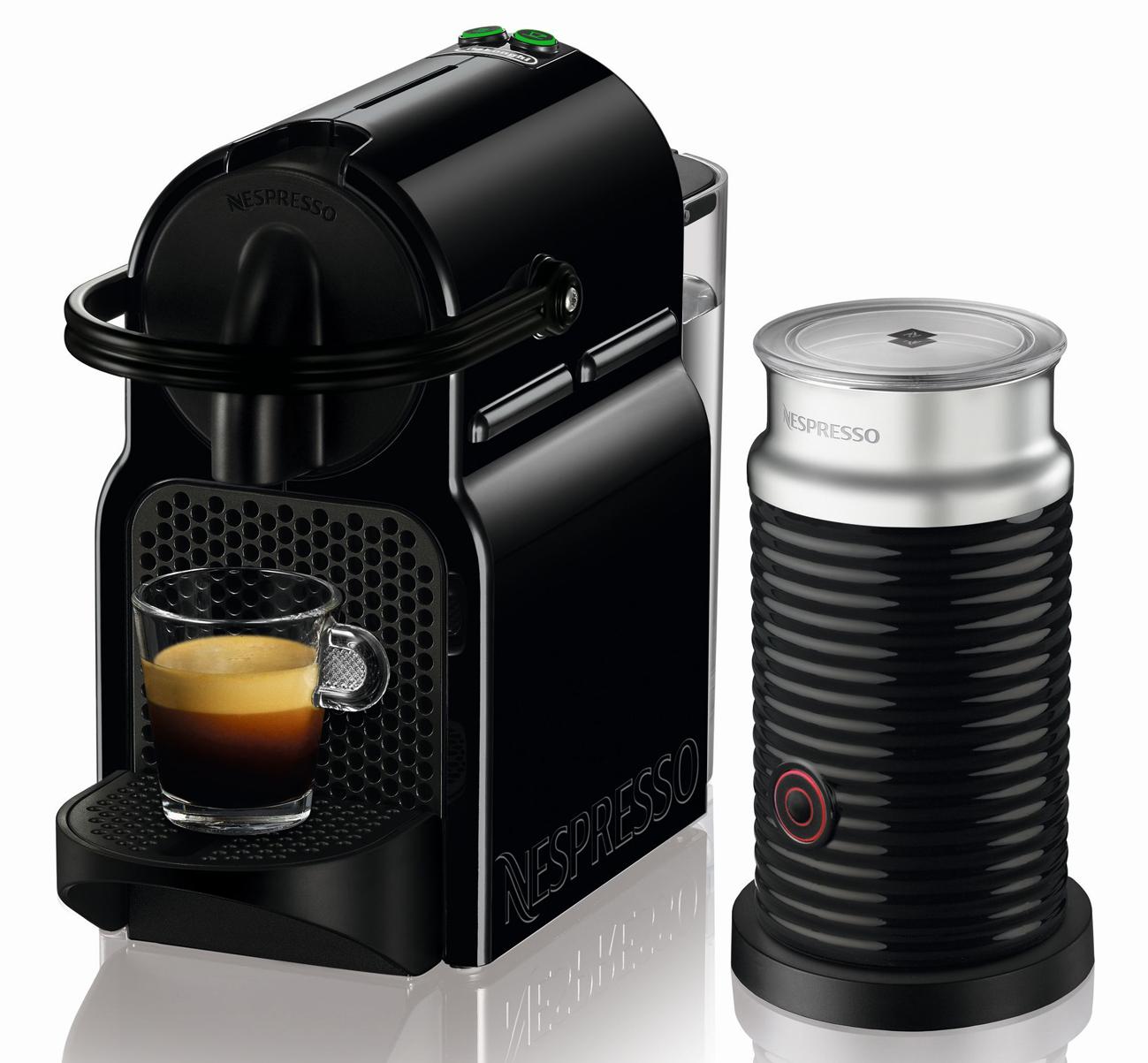 nespresso kaffeemaschine inissia en80 kapselmaschinen f r einsteiger. Black Bedroom Furniture Sets. Home Design Ideas