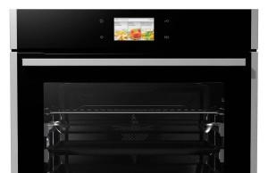 Der Gorenje Multifunktionsbackofen BOP 799S51X, mit Pyrolysereinigung und Anti-Fingerprint ist in der Energieeffizienzklasse A -10%.