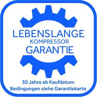 Haier: Lebenslange Garantie für Kühlgeräte.Haier: Lebenslange Garantie für Kühlgeräte.