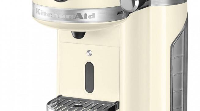 kitchenaid kaffeemaschine nespresso artisan. Black Bedroom Furniture Sets. Home Design Ideas