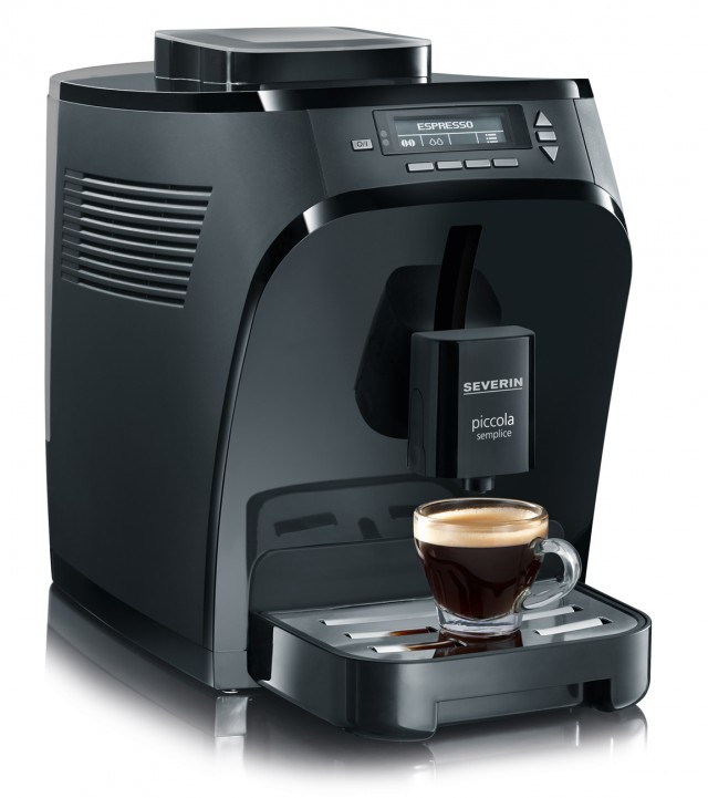 Severin Kaffeevollautomat Piccola Semplice