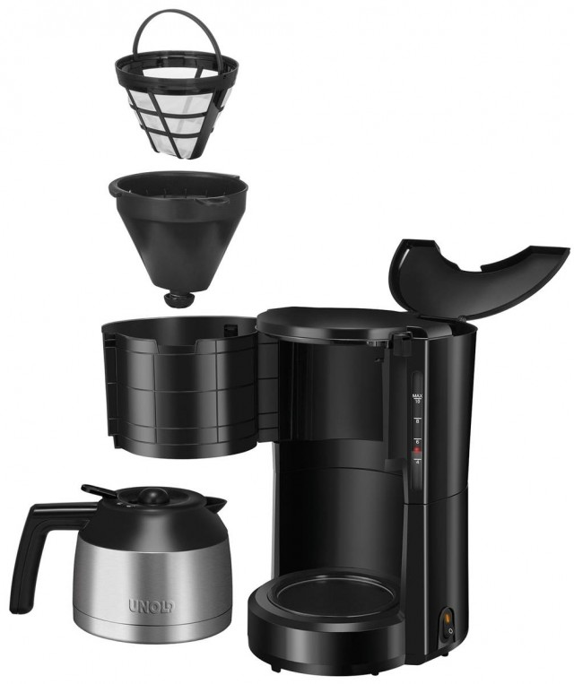 Unold Kaffeeautomat Compact Thermo