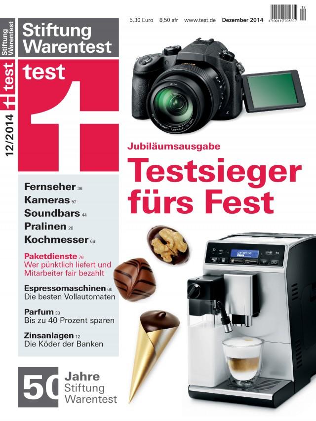 Kaffee-Vollautomaten Test 2014