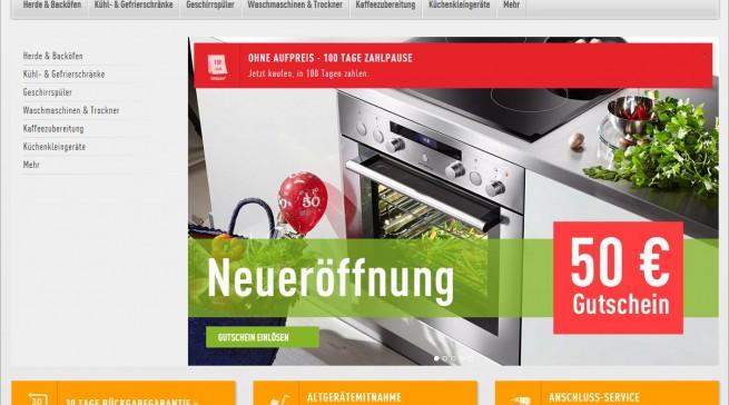 Ekinova Screenshot Webseite